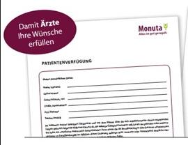 download patientenverfgung - Muster Patientenverfugung